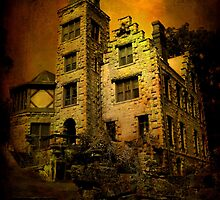 Piatt Castle by Michael  Herrfurth