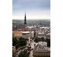 Vecrīga 2008 | Old Riga 2008 Photographic Print