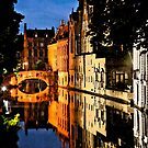Artistic Bruges by Stephen Knowles