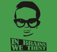 thunderbirds shirt - in brains we trust by kennypepermans