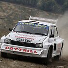 Geoff Cottrill/Nathan Crewe - MG Metro 6R4 - Woodpecker Stages 2011 by MSport-Images