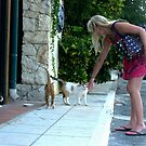 Dunja and the Street Cats by ienemien