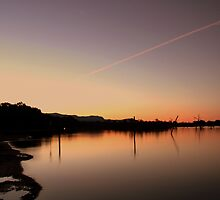 lake fyans grampians by fazza
