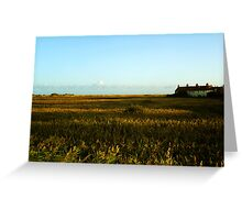 Sunrise - Cley, Norfolk Greeting Card