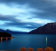 Queenstown Twilight by Cameron B