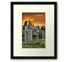 Fairytale Castle #2 Framed Print