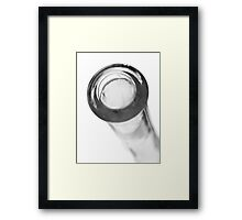 A Little Fragile Framed Print