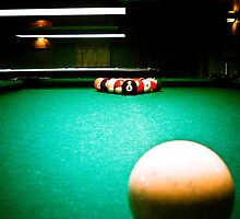 A Game of Pool 01 by mdkgraphics
