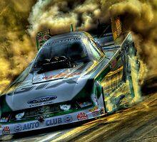 Mike Neff by racefan24