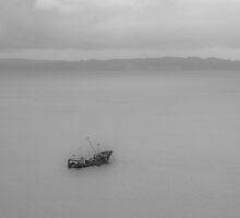 Tome, Chile, Solitude, Wideness... by Daidalos