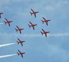 Red Arrows 13 by Red47