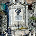 Fontana delle tre cannelle, Montalto di Castro by Marco Borzacconi