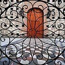 An Ancient Jesuit Door by Erica Yanina Lujan