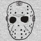 Jason Mask by batiman