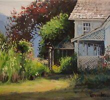 Applegate House by Karen Ilari