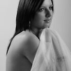 Just Zoe in B&W 4 by Glynn Jackson