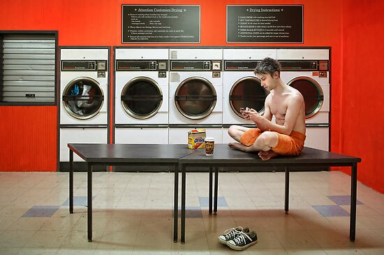 The Laundromat by Heather Prince