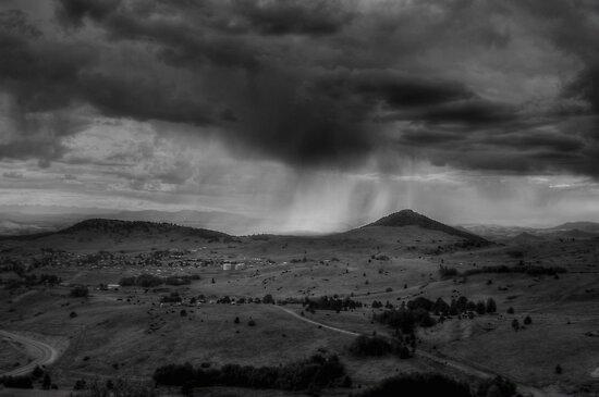 Storm Coming - Cripple Creek Colorado by jphall