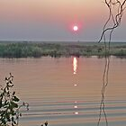 Peace beside the Chobe by Graeme  Hyde