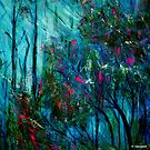 Forest Glow by Angela Gannicott