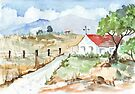A Farm on the Highveld by Maree  Clarkson