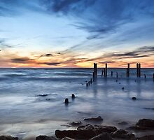 Old Port Willunga Jetty by burrster
