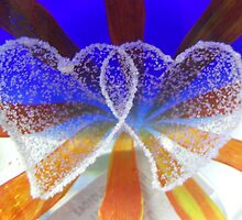 Hearts Entwined ~ Caithness Glass Art by ©The Creative  Minds
