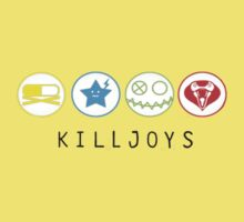 KILLJOYS  by come-along-pond