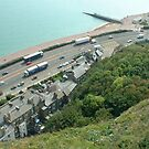 The High Cliffs of Dover by ellismorleyphto