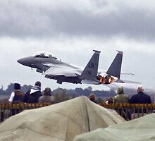 F15E Strike Eagle by PhilEAF92