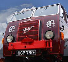 Foden Truck by Tony Dewey