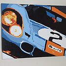 No. 2 Porsche 917 by martinblake