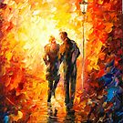 COME TOGETHER - LEONID AFREMOV by Leonid  Afremov