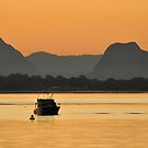 Tranquility - from Bribie Island  by Barbara Burkhardt