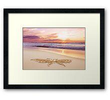 Zerah Framed Print