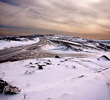 Winter on the Moors by Trevor Kersley
