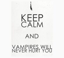 Vampires Will Never Hurt You by come-along-pond
