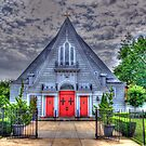 Little Church in Queens-front view by henuly1
