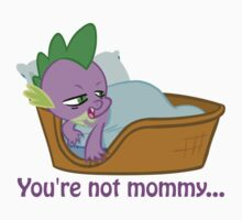 You're not mommy... by Kuzcorish