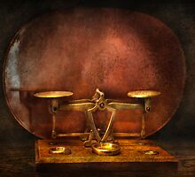 Pharmacy - Balancing Act  by Mike  Savad