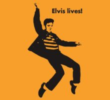 Elvis Presley by D4RK0