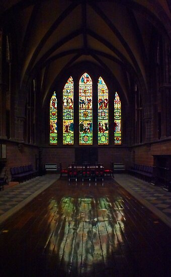 Chester Cathedral by Yampimon