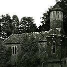 St Barnabas' Church, Setmurthy. by Lou Wilson