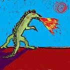 Dragon by H .