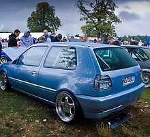 MK3 Golf VR6 - The Cover Star by Adam Kennedy