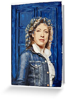 River's Tardis Notebook by PopCultFanatics