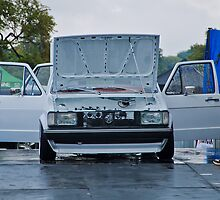 MK1 Jetta On Stage by Adam Kennedy