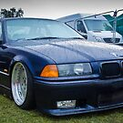 Very Low E36 BMW by Adam Kennedy