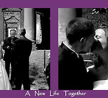 Wedding Diptych - SMALLTOWN USA series  ^ by ctheworld