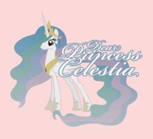 Dear Princess Celestia... by Strangetalk